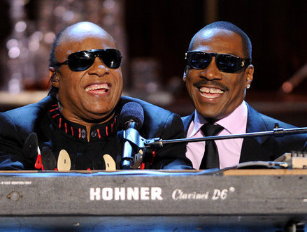 Stevie Performs with Eddie