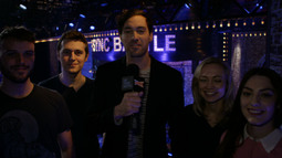 Behind The Scenes with Jeff Dye: Shake Up Your Taste