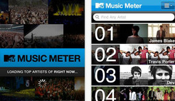 MTV's Music Meter Takes us to the Future
