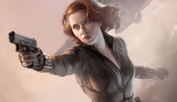Comic-Con 2011: New Avengers Posters Feature Black Widow and Hawkeye in All of Their Ass-Kicking Glory