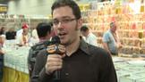 Comic-Con 2011: CineMassacre - Day 1 - Comics