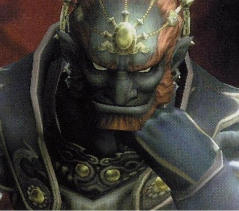 Ganondorf – Legend of Zelda Games
