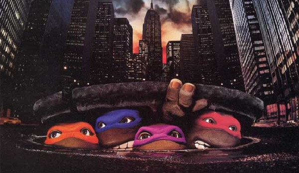 Teenage Mutant Ninja Turtles:  Through The Years