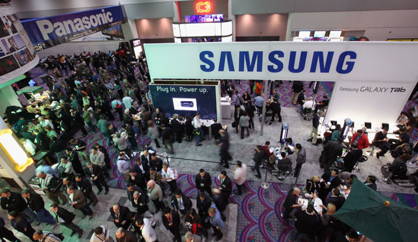 Mashable Maps Out the Places You Need To Be at This Year's CES
