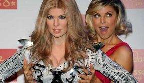 Fergie Gets Feel-alcious with Fergie