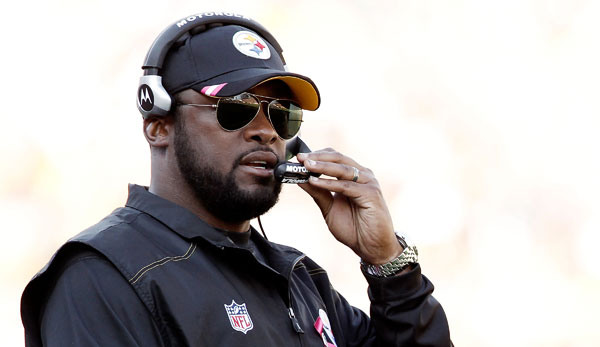 Steelers Coach Mike Tomlin Loses Cool During Interview