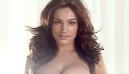 Kelly Brook is the Angel We've Always Desired