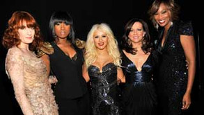 The Girls of the 53rd Grammy Awards