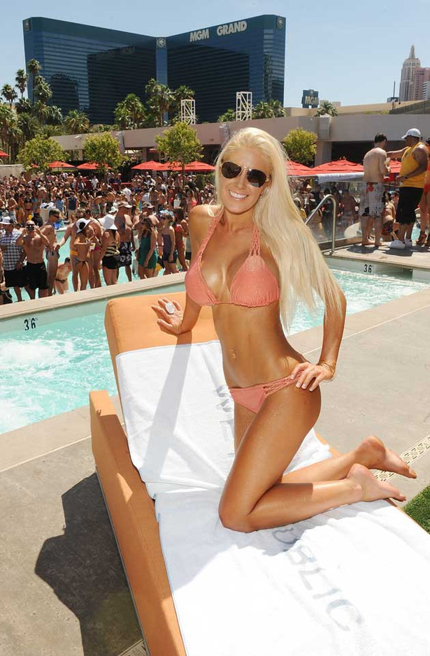 Heidi Montag's New and Improved Bikini Body