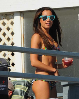 Welcome to the Ashley Tisdale Bikini Party