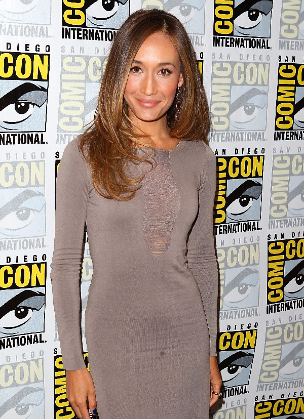Sexy Starlets Of Comic-Con 2012
