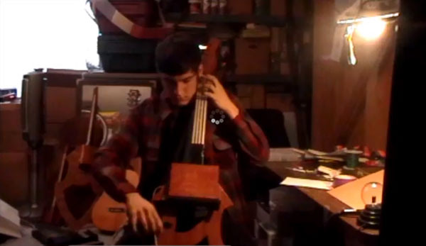 Hacker Builds a Cello...with Magnets