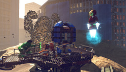 'LEGO Marvel Super Heroes' Saves The World One Brick At A Time