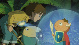 'Ni no Kuni: Wrath of the White Witch' Perfectly Blends Anime And Gaming