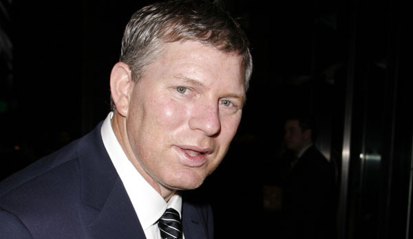 Lenny Dykstra Mantenna Charged