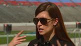 Danica Patrick Talks Sonic All Stars