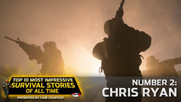 Survival Stories #2: Chris Ryan