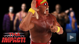 Breaking News: Hulk Hogan Live on Monday Night