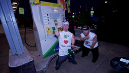 The Brawlers Call Out BP's Chairman