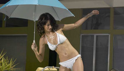 Bikini Poll of the Week: Girls with Umbrellas