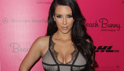 Kim Kardashian Previews Insanely Hot Calendar Pic
