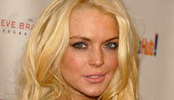 Lindsay Lohan Accused of Hit-and-Run