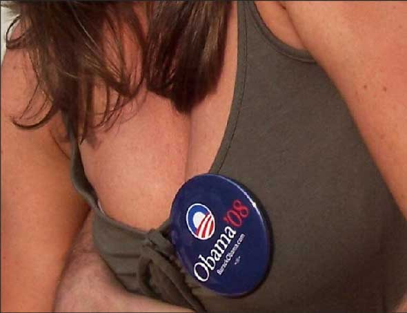 Boobs For Barack