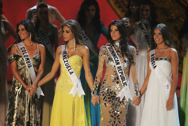 Miss Universe is Crowned