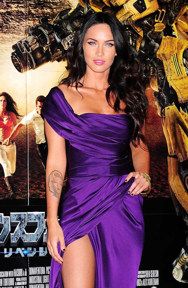 Megan Fox Sizzles at Transformers Premiere