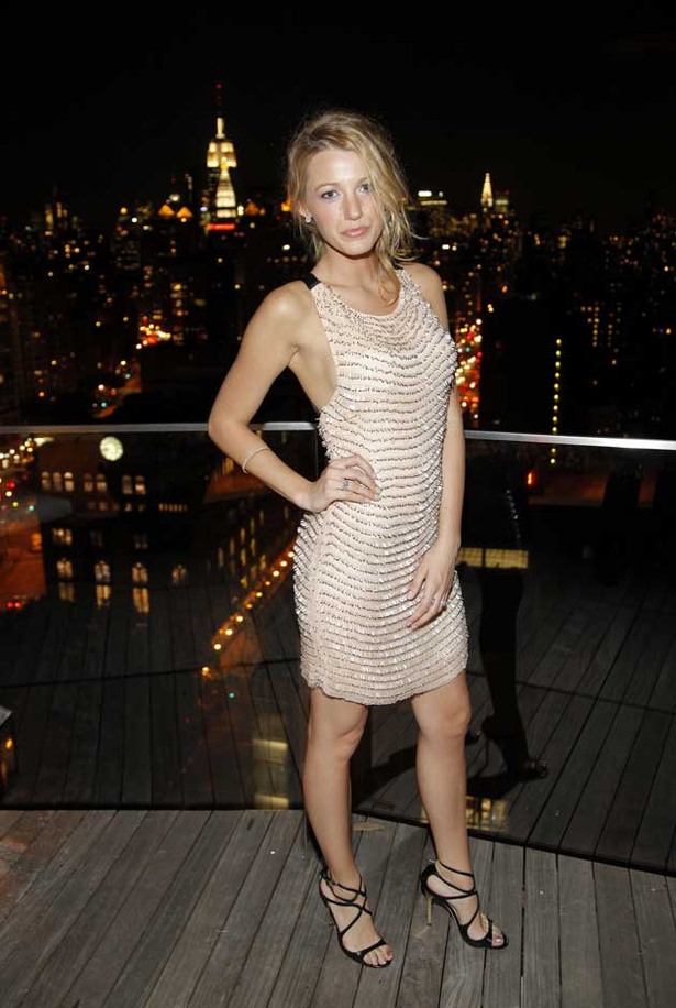 Blake Lively Celebrates her Birthday