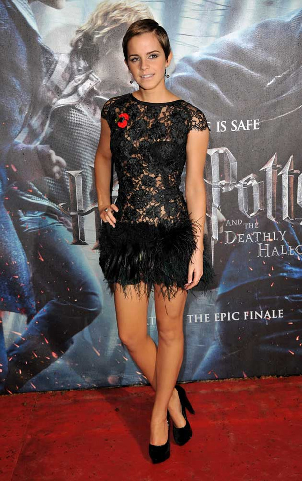 Hermione is All Grown Up