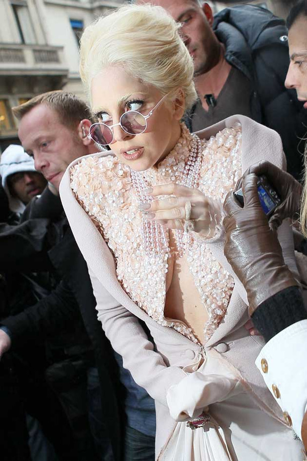 Lady Gaga Gets Groped