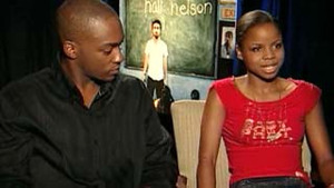 Half Nelson - Shareeka Epps And Anthony Mackie Interview