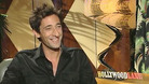 Interview With Adrien Brody