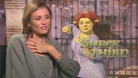 Shrek The Third - Interview With Cameron Diaz