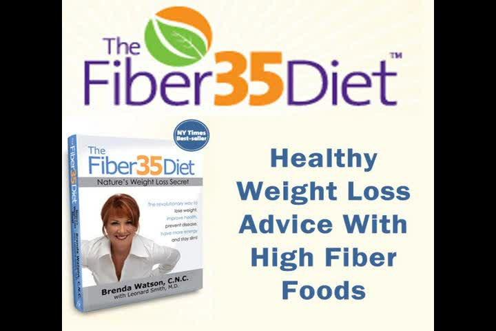 High-fiber diet