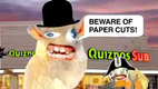 Quiznos - Sponge Monkeys