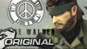 Metal Gear Solid: Peace Walker - Japanese Mission V Gameplay