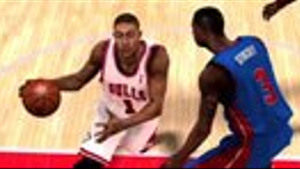 NBA 2K11 - Rose\'s Kitchen Trailer