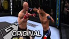 EA Sports MMA - Rutten vs Henderson Match Gameplay