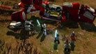 LEGO Star Wars III - Strategies and Environments Developer Diary