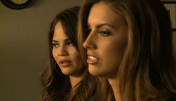 Katherine Webb And Chrissy Teigen Focus Group