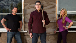 'Catch A Contractor' Premieres Sunday, March 9 At 10/9c