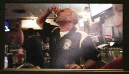 Guppy The Bartender Loves Ripping Shots