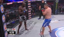 Cheick Kongo vs Eric Smith
