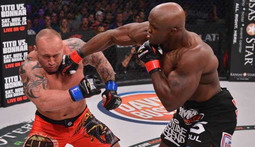 Karl Etherington vs. Bobby Lashley