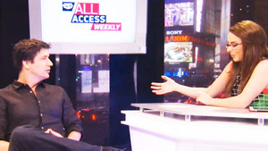All Access Weekly: Ken Marino Hilarious Extended Interview