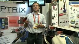 Dr Pepper TEN - CES Gadget Of The Day: Optrix