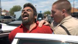 Bipolar Man Becomes Hostile During Traffic Stop
