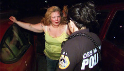 Woman Bites Another Woman In Bar Fight